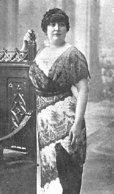 Carmen de Burgos y Seguí