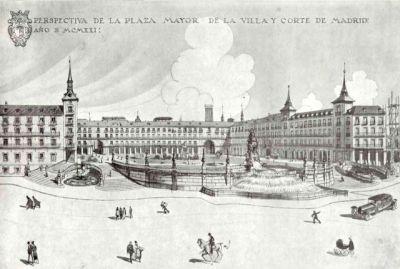 Plaza Mayor tras la reforma