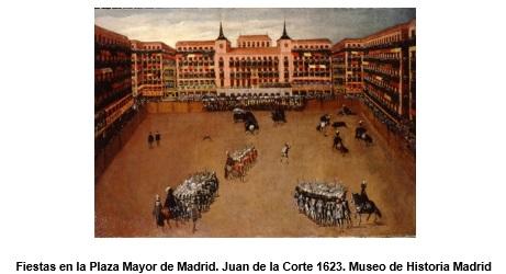 Fiestas Plaza Mayor