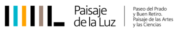 Logo Paisaje de la Luz