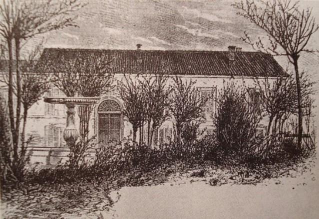 La Quinta del Sordo. Madrid siglo XIX