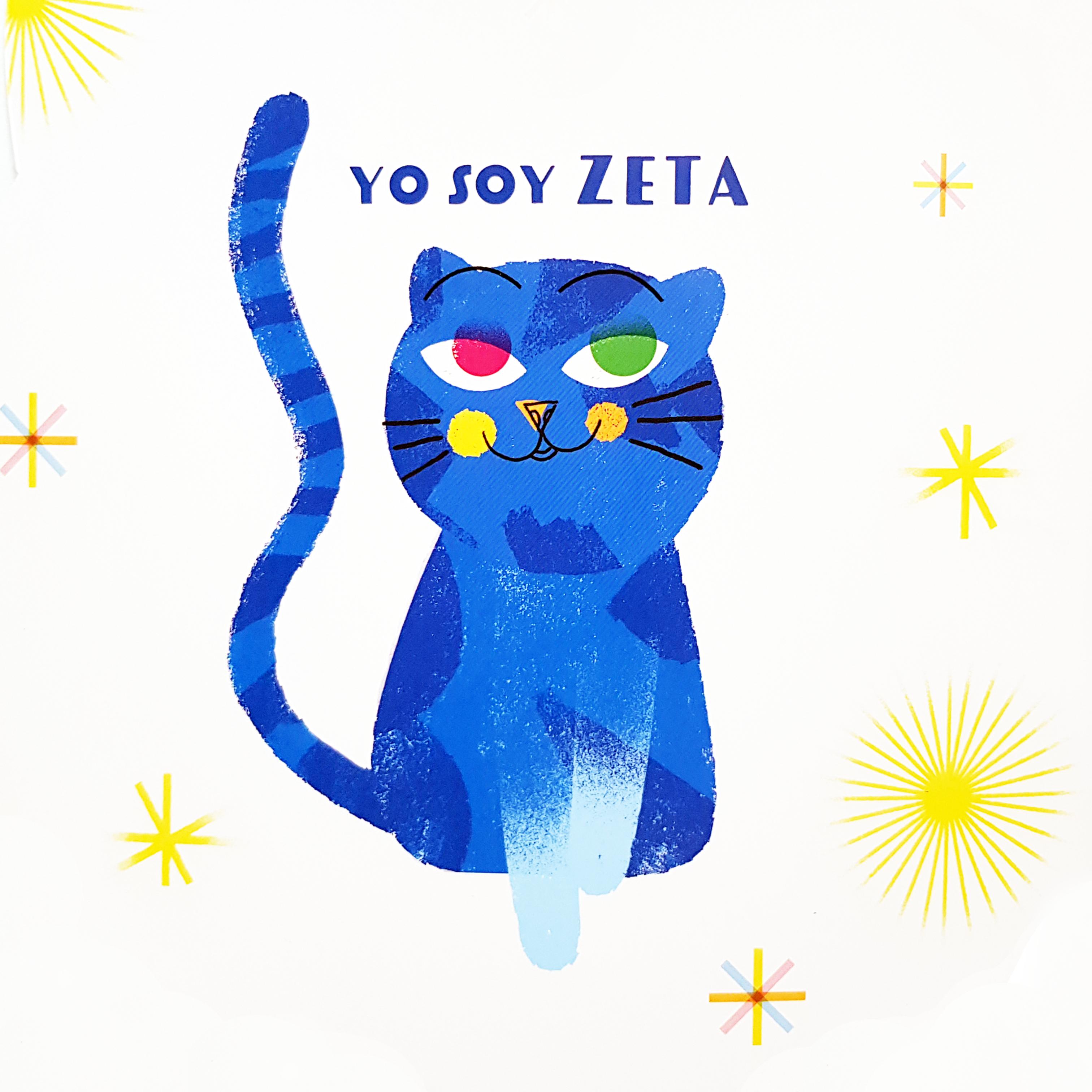 El gato Zeta