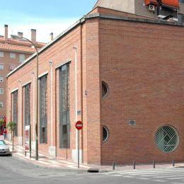 Biblioteca Pública Municipal Canillejas (San Blas-Canillejas